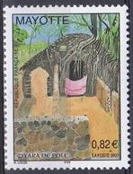 Mayotte 2003 Religion Islam Pilgerstätten Pilger Pilgrim Wallfahrt Ziyara Von Polé, Mi. 146 ** - Mayotte (1892-2011)