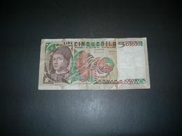 Italia 5000 Lire - [ 2] 1946-… : Républic