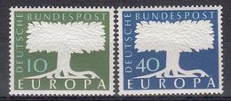 EUROPA - CEPT - Michel - 1957 - DUITSLAND - Nr 268v/69 - MNH** - Europa-CEPT