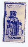 CHOCOLAT SUCHARD - VUES DE FRANCE - 466 - ROYAT, L'EGLISE (PUY DE DOME) - Suchard