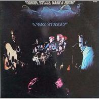 CROSBY STILLS NASH Et YOUNG 4 Way Street Label: AtlantiC Records 1971 Original Pochette:VG++ Disque:VG++ - Country & Folk
