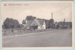 Zandhoven (Heikant) : Langestraat - Zandhoven