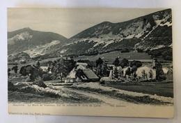 Dauphiné. La Mure De Vassieux. Col De Jossands Et Route De Lente. Photo Duchemin. - La Mure
