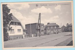 Zandhoven : Oelegembaan Met Zicht Op Het Tramsttion - Zandhoven