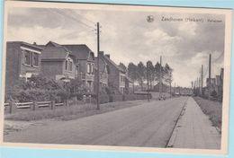 Zandhoven (Heikant) : Hallebaan - Zandhoven