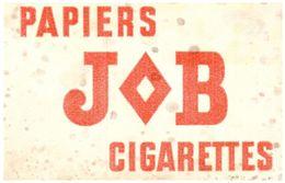 Pa J/ Buvard Papier A Cigarette JOB  (N= 1) - Tobacco