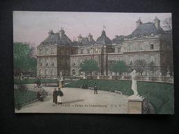 Paris-Palais Du Luxembourg - Francia