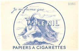 Pa N/ Buvard Papier A Cigarette Le Nil  (N= 1) - Tabac & Cigarettes