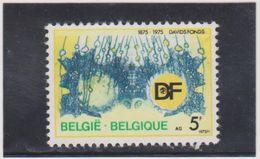 BELGIQUE   1975  Y.T. N° 1750  NEUF* - Ongebruikt