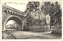 Beauraing - CPA - Pont Et Lieu De L'Apparition - Beauraing