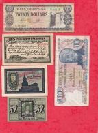 Pays Du Monde 10 Billets état Voir Scan  Lot N °422 - Coins & Banknotes