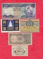 Pays Du Monde 10 Billets état Voir Scan  Lot N °424 - Coins & Banknotes