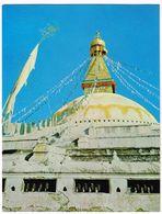 V2106 Nepal - Boudhanath Stupa - Courtesy K. P Pradhan / Non Viaggiata - Nepal