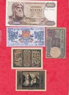 Pays Du Monde 10 Billets état Voir Scan  Lot N °426 - Coins & Banknotes