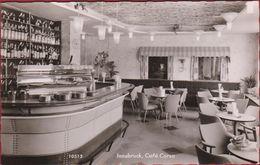 Oostenrijk Innsbruck Cafe Corso Tirol Austria Österreich Autriche Retro Vintage Furniture Meubilair Interior Design PC - Innsbruck