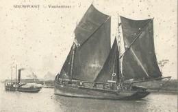 Nieuwpoort - Visschersboot - Nieuwpoort