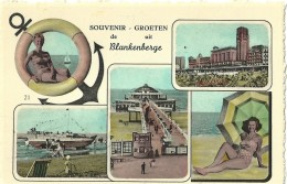 Blankenberghe - Blankenberge - Souvenir De - Groeten Uit - Blankenberge