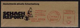 Schach Chess Ajedrez échecs - Deutschland Germany - Freistempel - Beyer Verlag / Schach Report - Schach