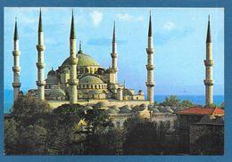 TURKEY ISTANBUL THE SULTANAHMET MOSQUE 1976 - Turchia