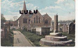 ANGLETERRE : Brading Church  I O W - Angleterre
