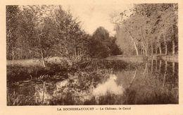 LA ROCHEBEAUCOURT Chateau Et Canal 1930 - France