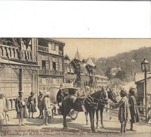ARRIVAL OF MAIL TONGA AT THE POST OFFICE SIMLA - Inde