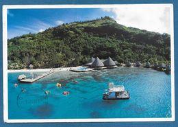 POLYNESIE FRANCAISE HOTEL SOFITEL MARARA BORA-BORA 1992 - Polynésie Française