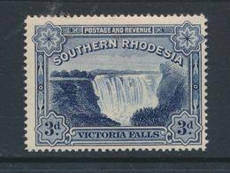 SOUTHERN RHODESIA, 1935 3d Falls P14 MNH, SG35b (E) - Zuid-Rhodesië (...-1964)