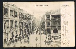 CHINE HONGKONG - Queen's Road Central  Dnd -- Scans Recto Verso  - Paypal Sans Frais - China (Hongkong)