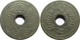 Thaïlande - Rama V (1868-1910) - 5 Satang 129 (1910) - Thaïlande