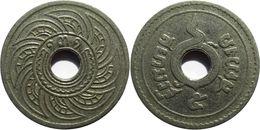 Thaïlande - Rama VI (1910-1925) - 5 Satang 131 (1912) - Thaïlande