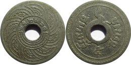 Thaïlande - Rama VI (1910-1925) - 5 Satang 2461 (1918) - Thaïlande