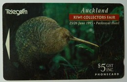 NEW ZEALAND - GPT - NZ-A-14 - $5 - KIwi Collector Fair - 7NZDB - Mint - New Zealand