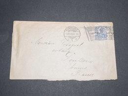 """ALLEMAGNE -  Oblitération """" Drapeau """" De Hambourg Sur Enveloppe En 1905 Pour La France -  L 13780 - Covers & Documents"""