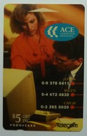 NEW ZEALAND - GPT - NZ-A-6 - $5 -  ACE Training Voucher - CCIB - Mint - New Zealand