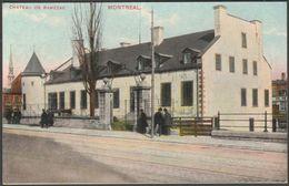Chateau De Ramezay, Montreal, C.1905-10 - Montreal Import Co Postcard - Montreal