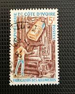 COTE D'IVOIRE - 1970 YT 298 Oblitéré - Used - Côte D'Ivoire (1960-...)