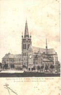 Bruxelles - CPA - Jette - Eglise Des R.R.P. Redemptoriste De La Madeleine - Avenue De Jette - Jette