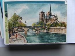 Frankrijk France Frankreich Notre-Dame De Paris Pedro Vargas - Notre-Dame De Paris