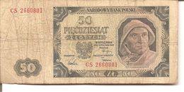 50 Zlotych ( 1948 ) - Polen