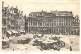 Bruxelles - CPA - Grand'Place - Places, Squares