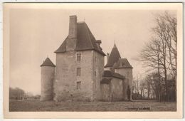 03 - Saint-Pourçain-sur-Besbre - Carte Photo - Château De Thoury - Frankreich