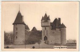 03 - Saint-Pourçain-sur-Besbre - Carte Photo - Château De Thoury - Francia