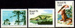 Brasil C 0892/94 Preservação Da Fauna E Flora 1975 NNN - Brasilien