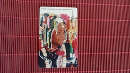 Phonecard Gambia 125 Units With Chip Used - Gambia