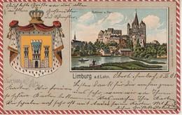 Limburg.Schloss U Dom. - Otros