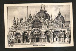 VENEZIA - Piazza San MARCO ( NON Affrancata - NUOVA ) - Venezia