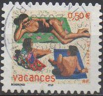 FRANCE  N°35(3577)__OBL  VOIR  SCAN - Sellos Autoadhesivos