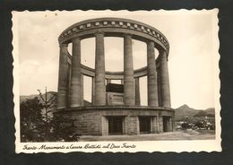 TRENTO - Monumento A Cesare BATTISTI Sul Doss Trento ( Spedita 1937 ) - Trento