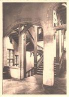 Bruxelles - CPA - Musée Communal - Escalier Intérieur - 1er étage - Musées
